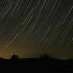 Startrails, 40 27N, 23 31E, 961m, Taxiarchis, Greece, 2012