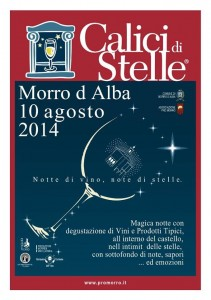 Events in Ancona, Italy @ Calici di Stelle Community