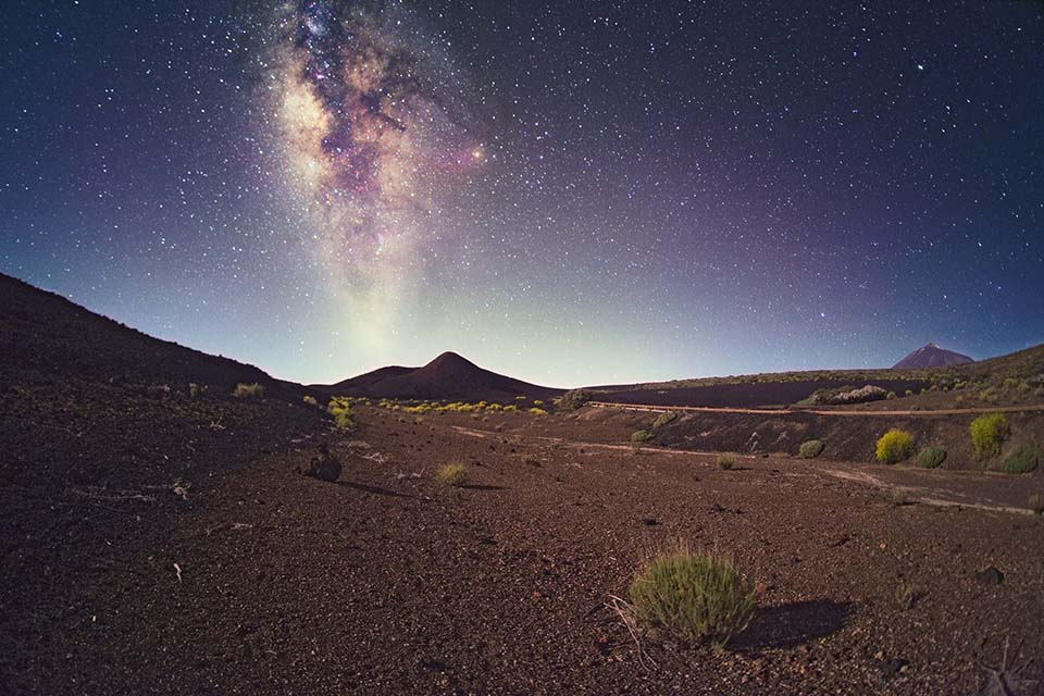 Teide National Park, Canary Islands, Spain-2012
